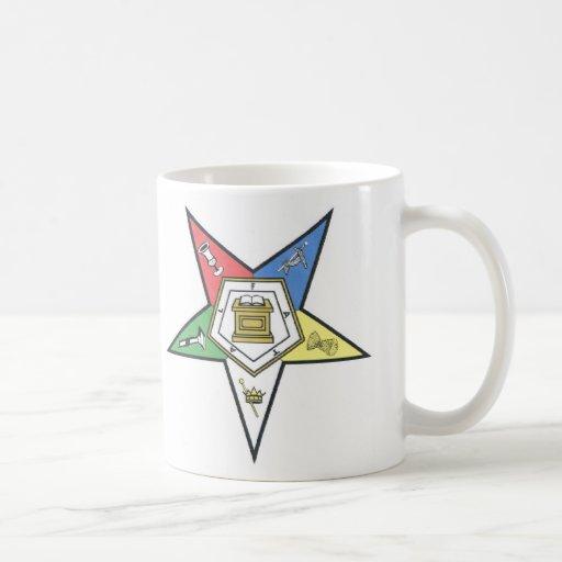 O.E.S. COFFEE MUG