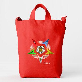 O.E.S~ DUCK BAG