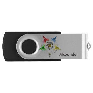 O.E.S~ PEN DRIVE GIRATORIO USB 2.0