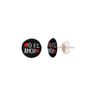 O El Amor Earrings
