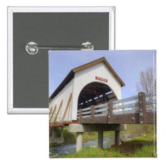O, el condado de Jackson, puente cubierto de Wimer Pin Cuadrada 5 Cm