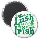 O enorme el irlandés imanes