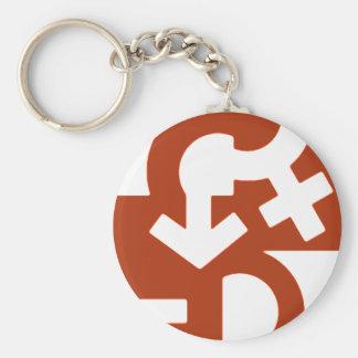 O essencial é saber amar - imagem key chain