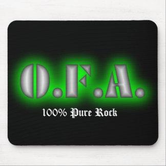 O.F.A. 100% Pure Mousepad (Black)