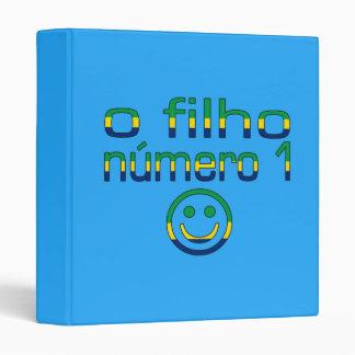 O Filho Número 1 - Number 1 Son in Brazilian Binder