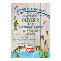 O-Fish_Ally One Watercolor Birthday Invitation