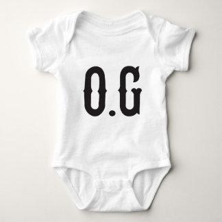 O.G original gangster Baby Bodysuit