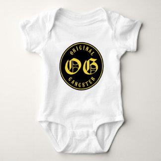 O.G. Original Gangster Baby Bodysuit