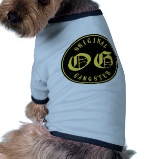 O.G. Original Gangster Dog Clothes