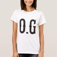 O.G original gangster T-Shirt