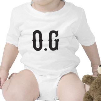 O.G original gangster Rompers