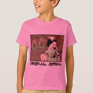 O.G. Original Geisha Grill Phone T-Shirt