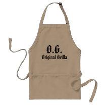 O.G. Original Grilla Apron