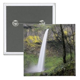 O, garganta del río Columbia, caídas de Elowah, Mc Pin Cuadrado
