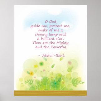 O God! Guide me... Poster