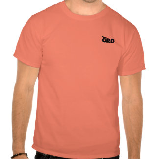 O Hare ATC t-shirt front back design