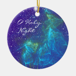 O' HOLY NIGHT CHRISTMAS ORNAMENT