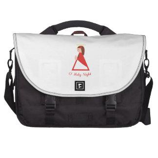 O Holy Night Laptop Bag