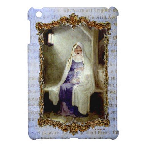 O Holy Night Madonna & Child for iPad Mini iPad Mini Case