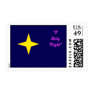 """""""O Holy Night"""" stamps"""