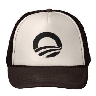 O is for Obama Trucker Hats