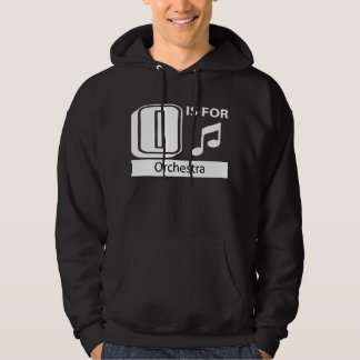 O Is For Orchestra Hoodie