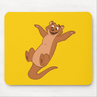 O is for Otter Mouse Pad