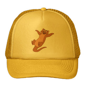 O is for Otter Trucker Hat