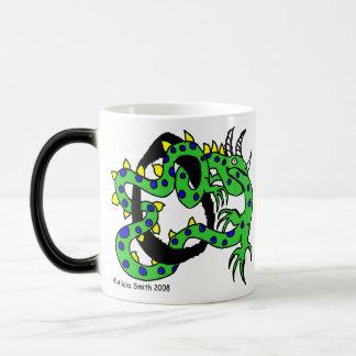 O is for Ouroboros Magic Mug