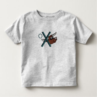 O is for oX Toddler T-shirt