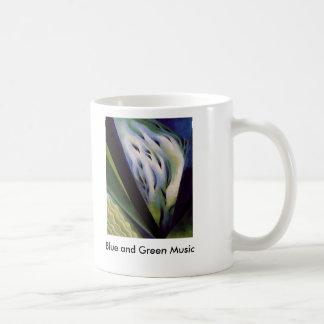 O Keeffe Dark Mug