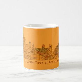 O Little Town of Bethlehem Christmas Coffee Mug