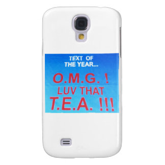 O.M.G.-design Galaxy S4 Case