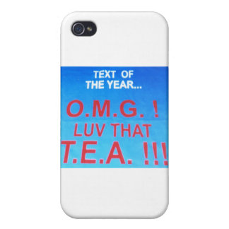 O M G -design Case For iPhone 4