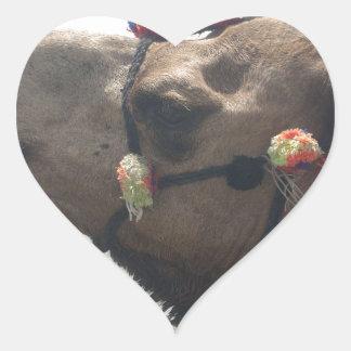 O man! Muscat Heart Sticker