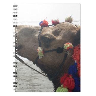 O man! Muscat Spiral Notebook