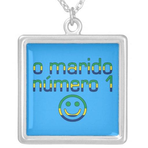 O Marido Número 1 - Number 1 Husband in Brazilian Necklaces