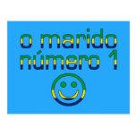 O Marido Número 1 - Number 1 Husband in Brazilian Postcards