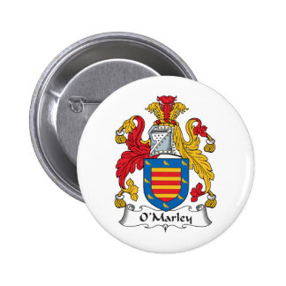 O Marley Family Crest Pin