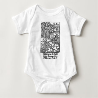 O Merciless Leader Baby Bodysuit