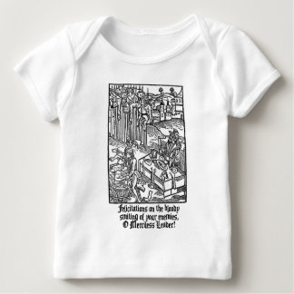 O Merciless Leader Baby T-Shirt