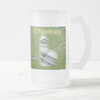 O Merkley Frosted Mug