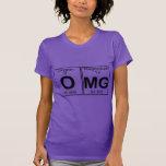 O-MG (omg) - por completo Camisetas