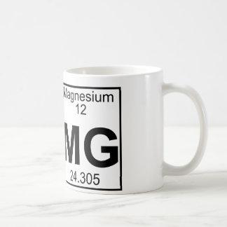 O-MG (omg) - por completo Taza De Café