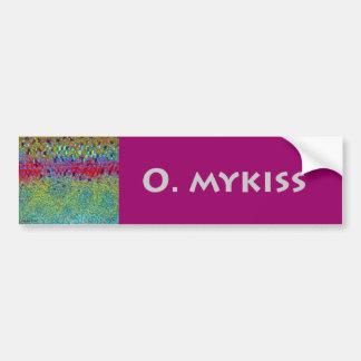 O Mykiss - pegatina para el parachoques Etiqueta De Parachoque