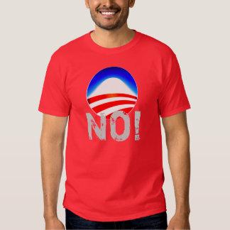 O No! Red Logo Shirt