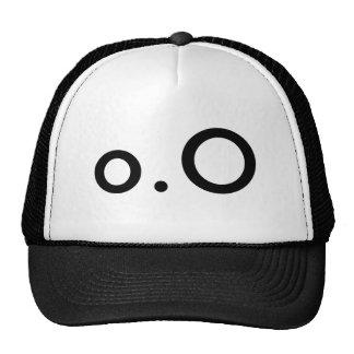 o.O Emoticon Hat