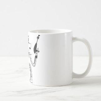 [o_o]Retro Robot of Doom[o_o] Coffee Mugs