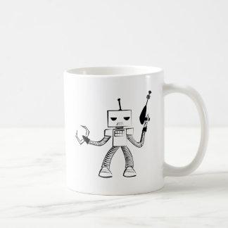 [o_o]Retro Robot of Doom[o_o] Mugs