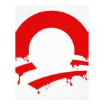 O (Obama V) Customized Letterhead
